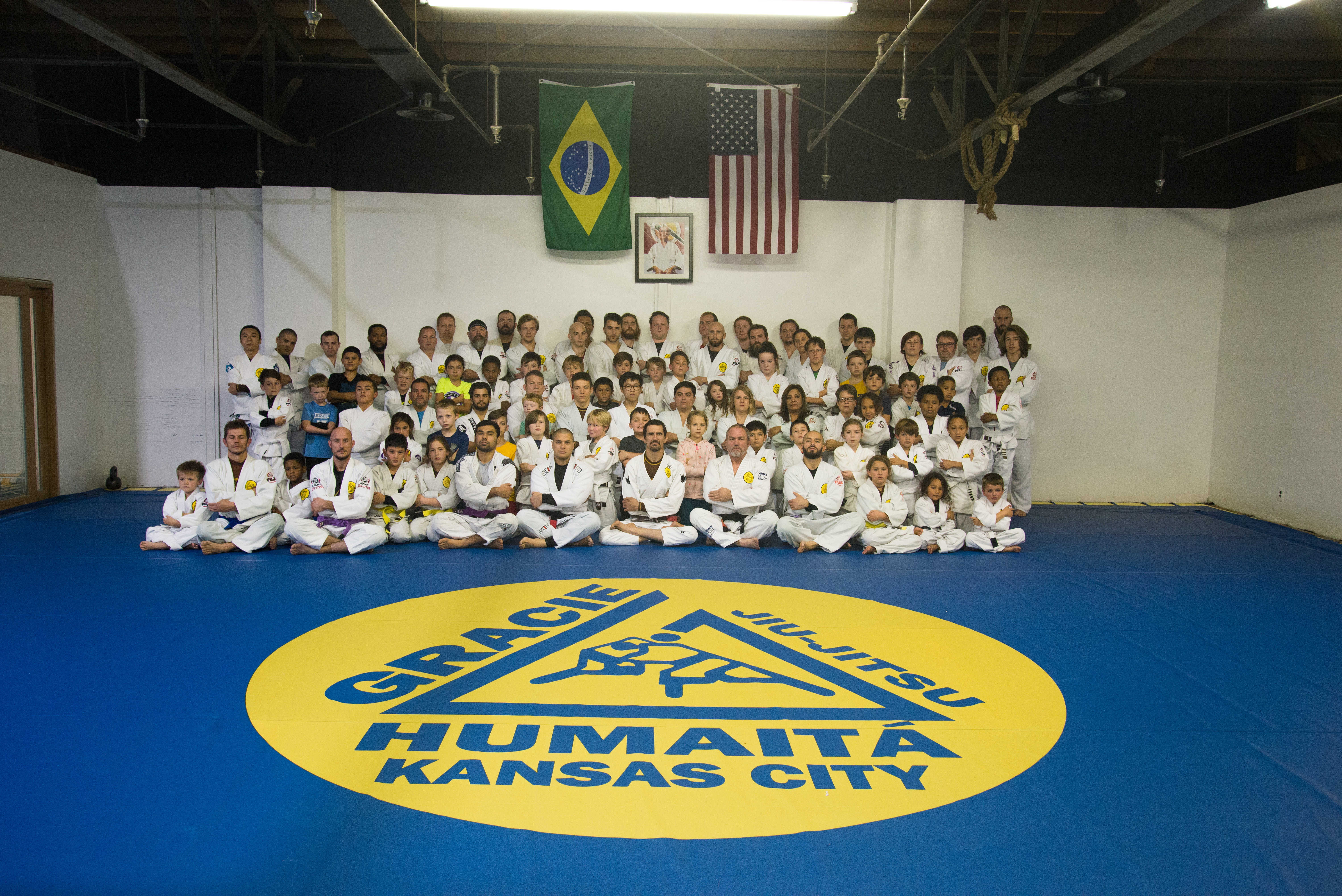 Gracie Jiu JItsu MMA Gym | Brazilian Jiu Jitsu Classes in